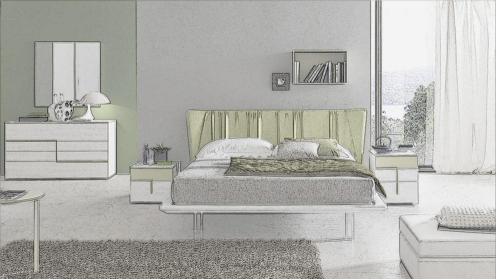 Camere da letto az arredamenti for Camere da letto verona